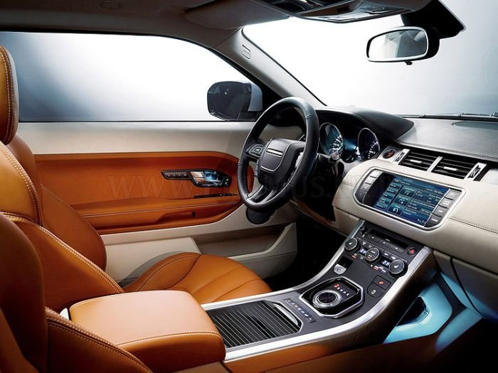The Most Luxurious and Expensive Car Interiors