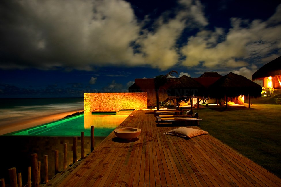 Brazilian hotel Kenoa - Exclusive Beach Spa and Resort