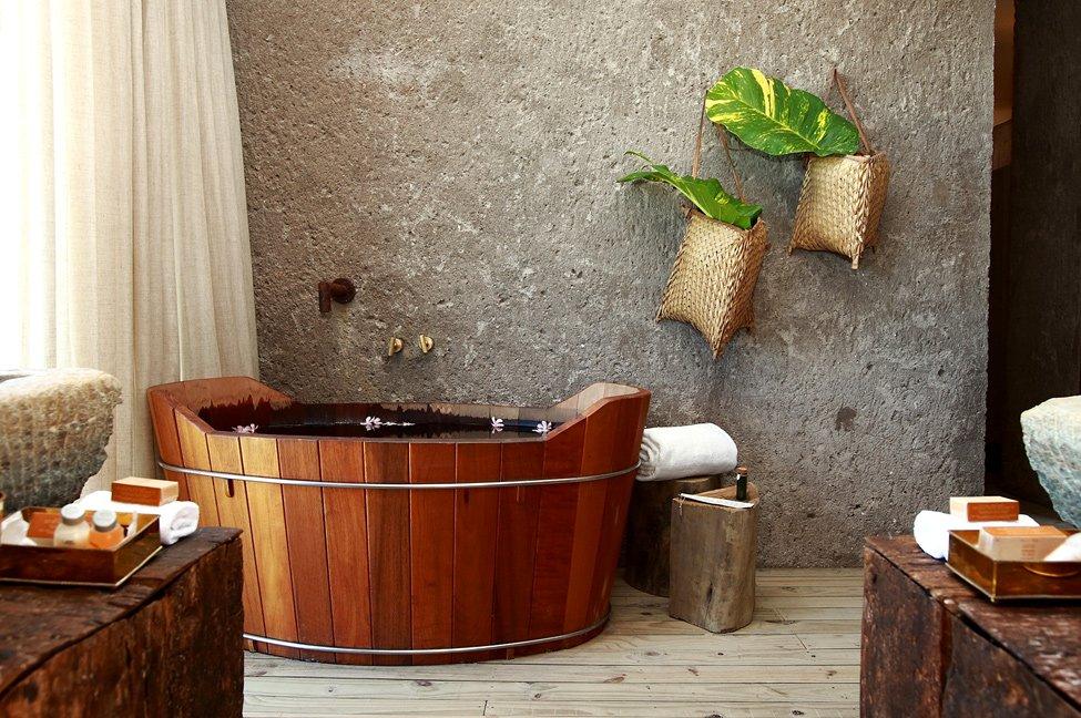 Brazilian hotel Kenoa - Exclusive Beach Spa and Resort