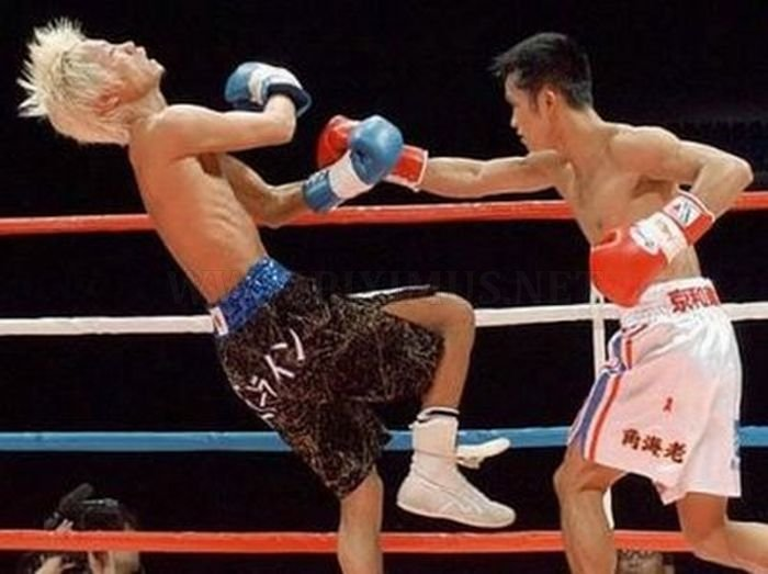 Powerful Boxing Punches