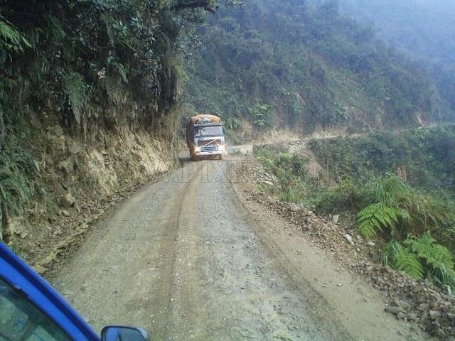 Most Dangerous Roads