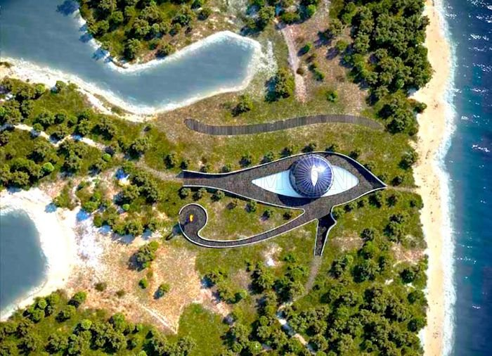Naomi Campbell's Awesome Island Villa in Turkey