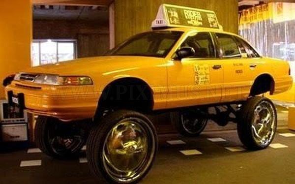 Super Taxi Cars