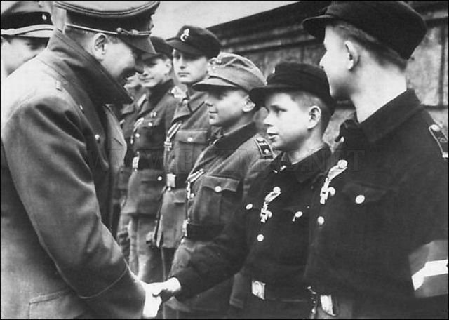 Extremely Young Soldiers of World War II