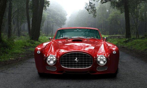 Ferrari 340 Competizione