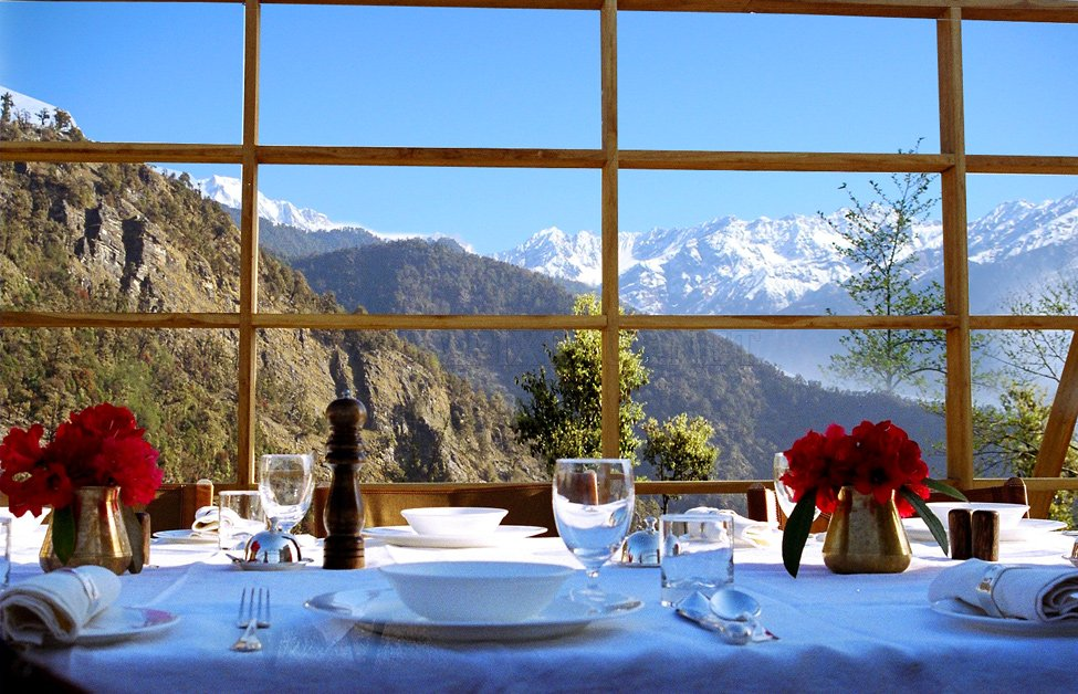 Luxury holidays in the Himalayas