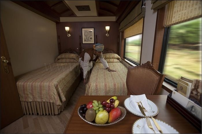 Luxurious Indian Train