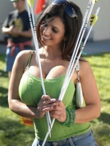 Sexy Female Archers
