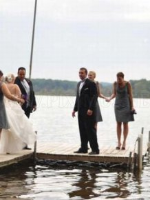 Wedding Day Fail