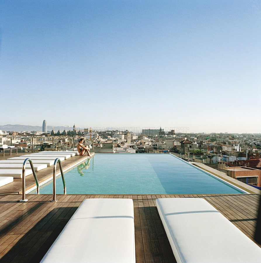 Grand Hotel Central - affordable luxury in the heart of Barcelona