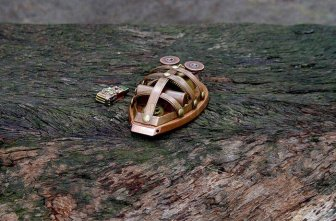 Rhombus Maximus – Wireless Steampunk Mouse