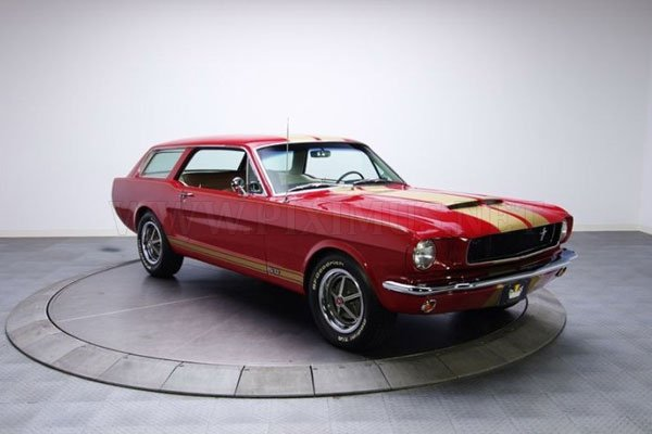 Ford Mustang 1965 - Wagon
