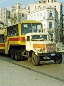 Public Transportation in Cuba