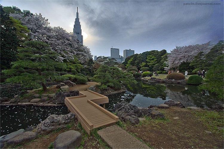 Landscapes of Japan
