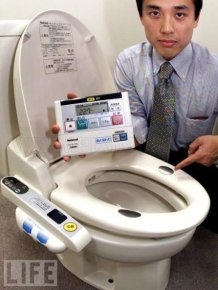 The World's Strangest Toilets