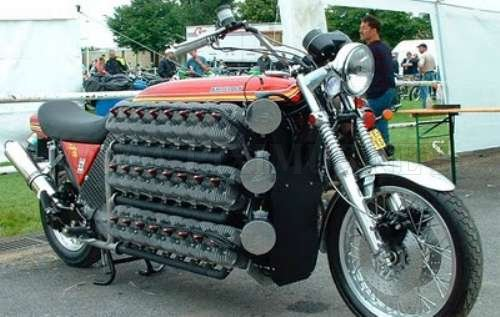 Crazy Bikes | Vehicles