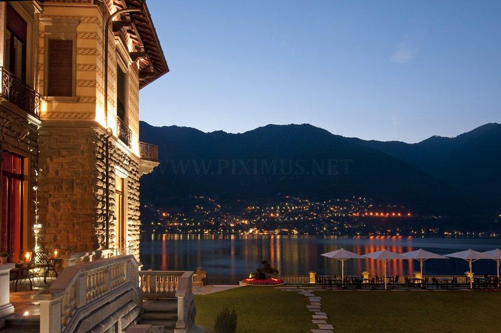 Casta Diva Resort on Lake Como
