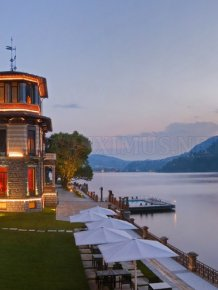 Casta Diva Resort on Lake Como