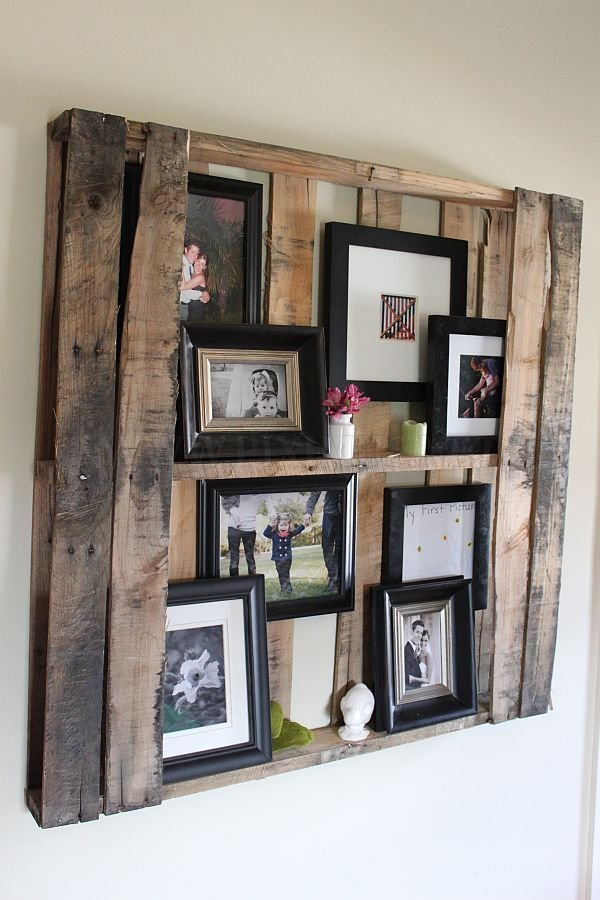 Things Made Out Of Old Pallets Art