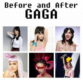 Before and After Gaga