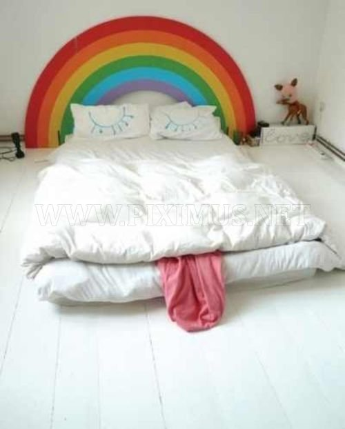 Creative Beds and Bedspreads