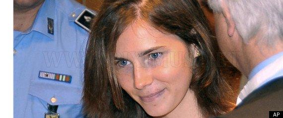 Amanda Knox is Free