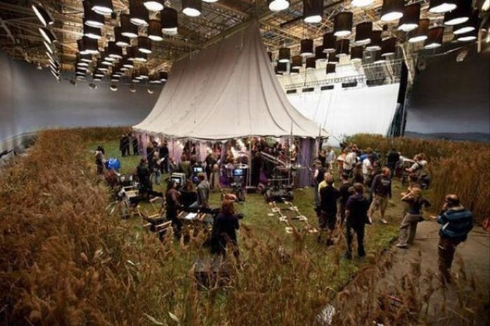 Behind the Scenes of Harry Potter Movies