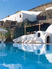 Perivolas - luxury mini hotel in Santorini