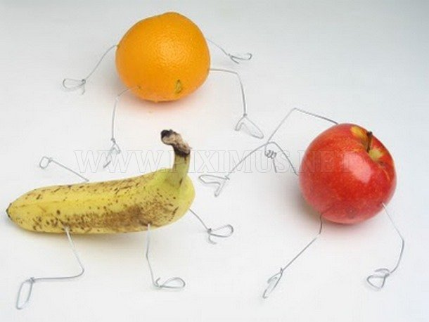Secret life of everyday objects