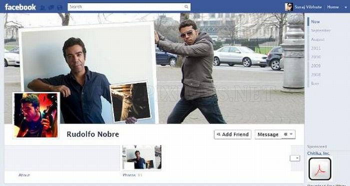 Awesome Uses Of The New Facebook Profiles Page. Part 2 , part 2