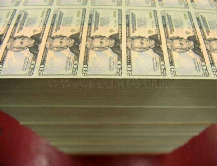 US Dollars manufacture