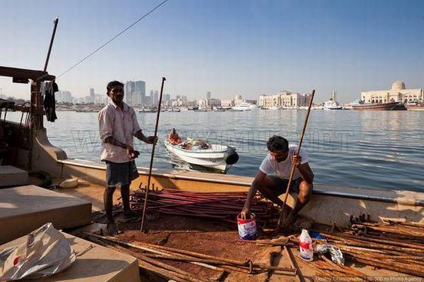 Life Of Egyptian Sailors