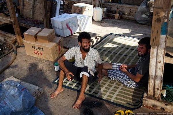 Life Of Egyptian Sailors