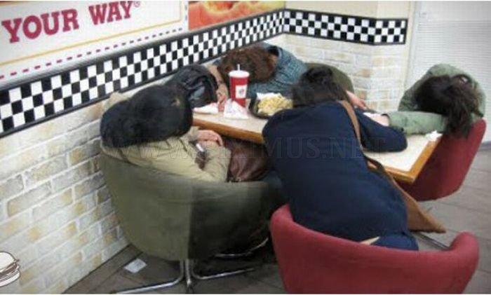 Freaks of Fast Food