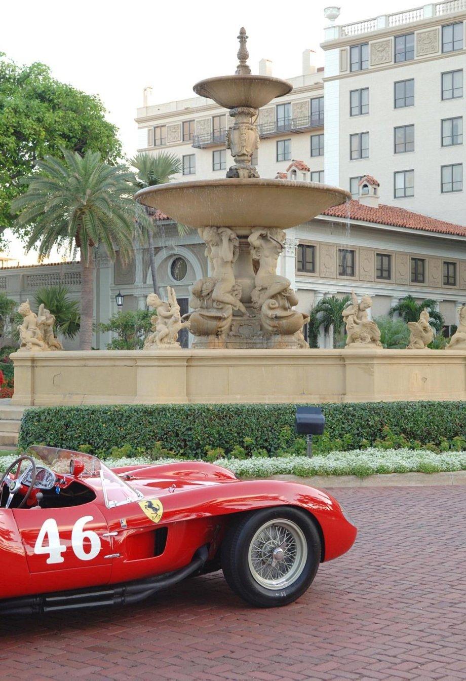 Ferrari 250 Testa Rossa for 16.39 million