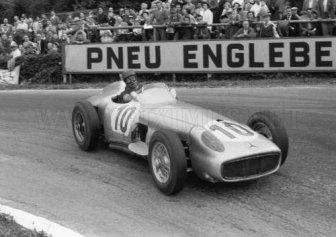 Old sport legend - Mercedes-Benz w196