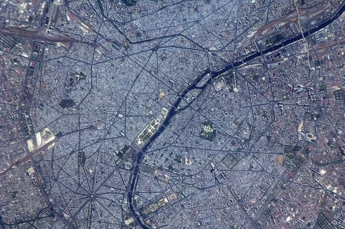 Landscapes from Space