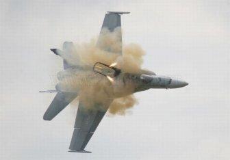 Pilot Survived a Fighter Jet Crash