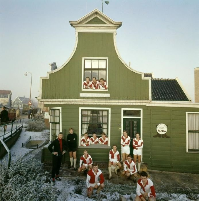 Old Photos of Netherlands, part 2