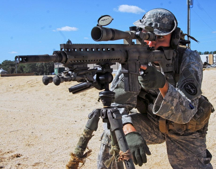 Modern Military Weapons