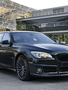 BMW 7-series from TuningWerk