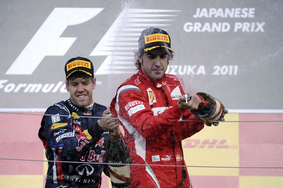 Behind the scenes of the Grand Prix of Japan, 2011, part 2011