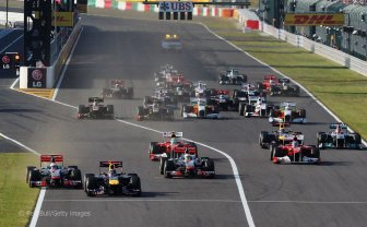 Behind the scenes of the Grand Prix of Japan, 2011