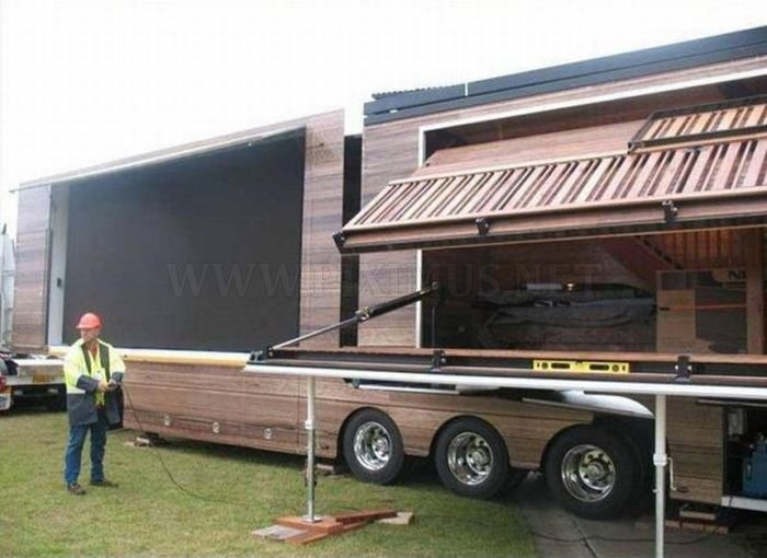 Awesome Party Truck in Australia