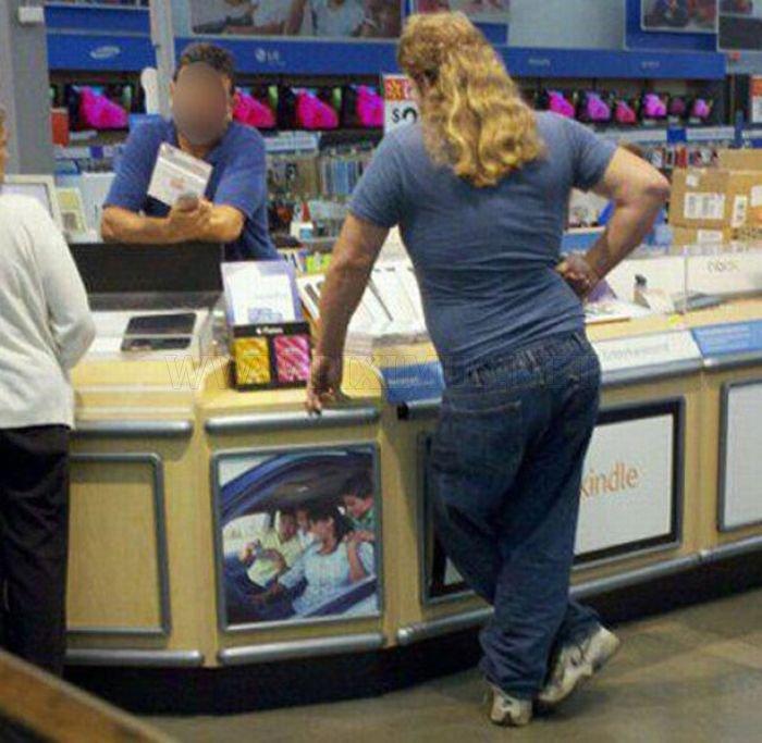 People of WalMart, part 12