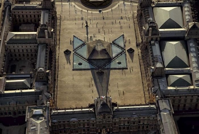 Paris From the Bird's Eye View