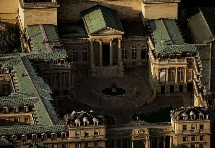 Paris From the Bird's Eye View
