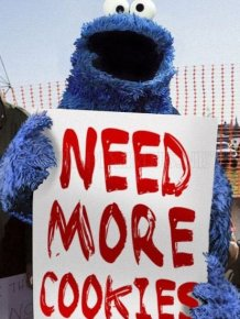 Occupy Wall Street Becomes Occupy Sesame Street
