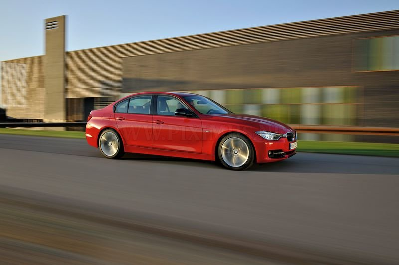 The new BMW 3 series - F30
