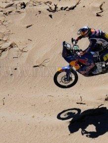 Dakar Rally 2011 - Most Stunning Moments